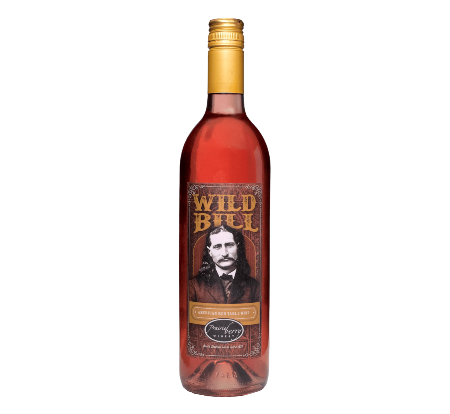 Wild Bill Bottle