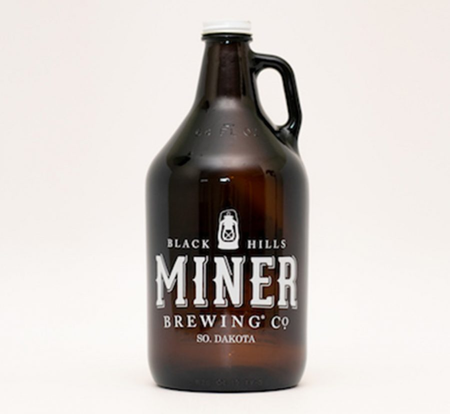 Miner Brewing Co. Growler