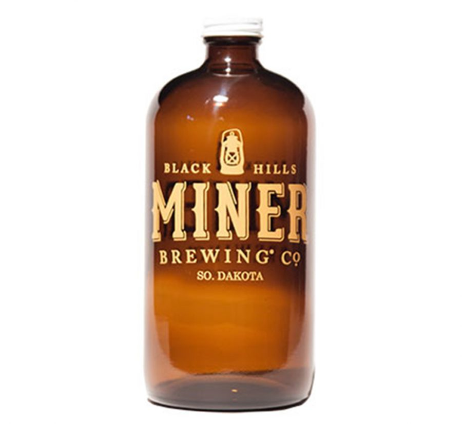 Miner Brewing Co. Growlette