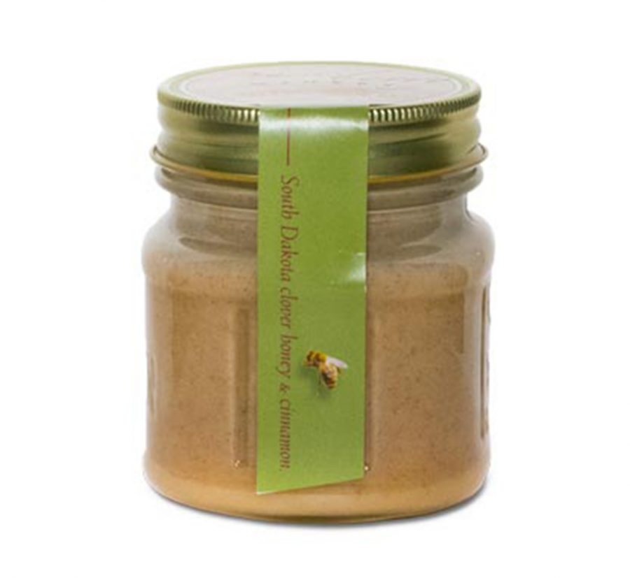 Prairie Berry Made South Dakota Creamed Cinnamon Honey