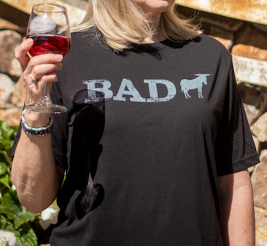 Prairie Berry Bad Ass T-Shirt