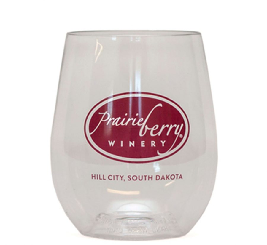 Prairie Berry GoVino Glass