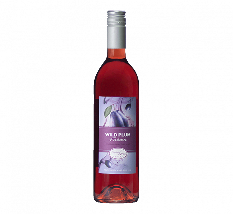 Wild Plum Fusion bottle