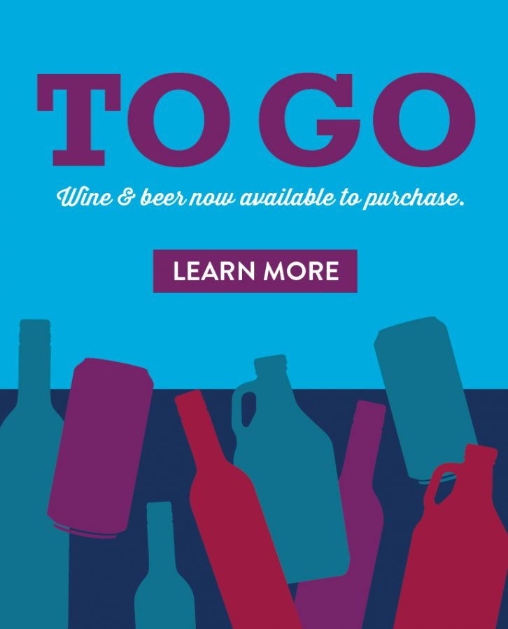 Click on this banner to learn more about how to order beer or wine online for in-store pickup.
