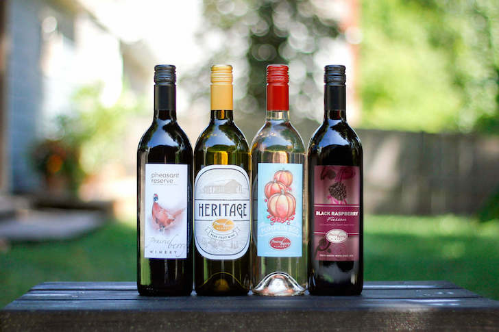 Fall 2020 Gen5 Wine Club Mix pack by Prairie Berry Winery
