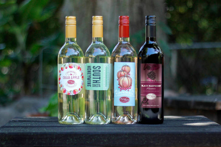 Fall 2020 Gen5 Wine Club Sweet pack by Prairie Berry Winery