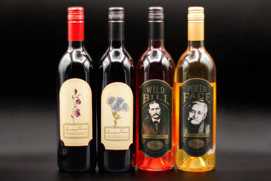 Prairie Berry Winery's Mix 2021 Gen5 Sweet Wine Club Pack