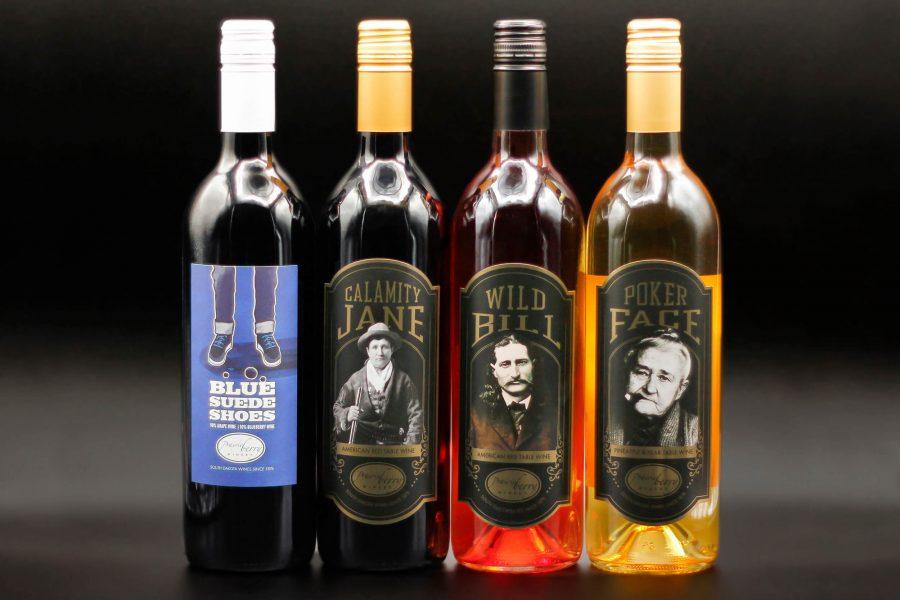 Prairie Berry Winery's Spring Gen5 Wine Club Pack